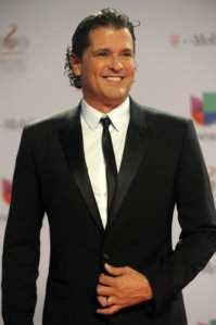 El cantautor colombiano Carlos Vives