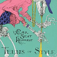 Car Seat Headrest Teens of style