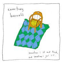 Courtney-Barnett Sometimes I Sit...