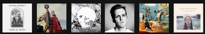 2016albums